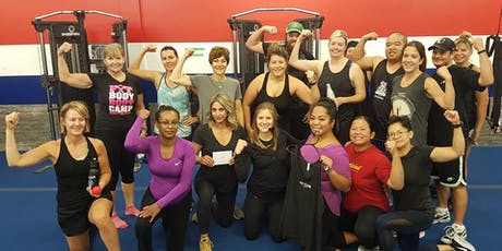 Free Fit Camp Workout tickets