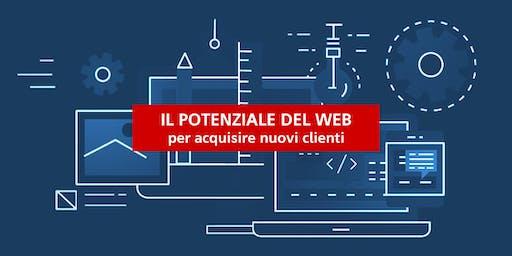 Il Potenziale del Web per acquisire nuovi clienti
