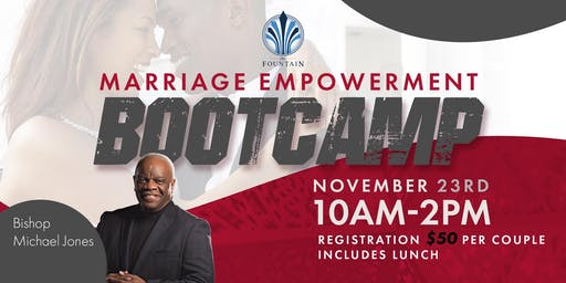 Marriage Empowerment  Bootcamp