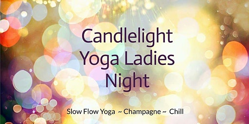 Candlelight Yoga Ladies Night