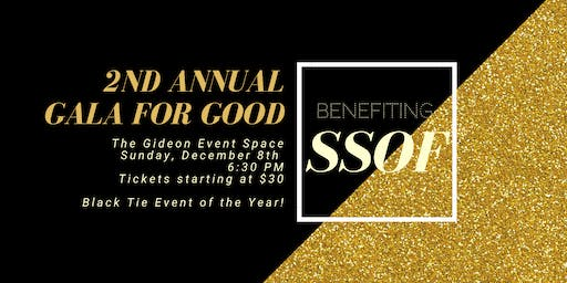 2nd Annual Gala for Good