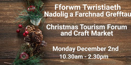 Anglesey Xmas Tourism Forum and Craft Market