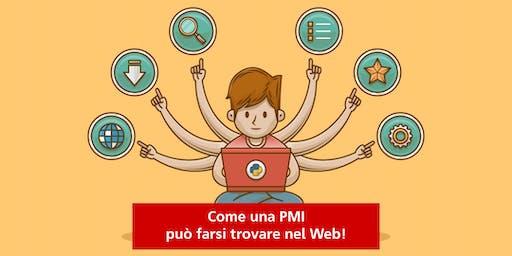Come una PMI può farsi trovare nel web!