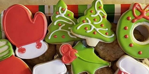 2019 HOLIDAY Cookie Decorate and Sip