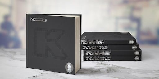 25 years of Kmag - Record fair and book launch