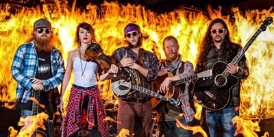 Tire Fire w/The Firewater Tent Revival, Fuzzy Britches at 1904 Music Hall