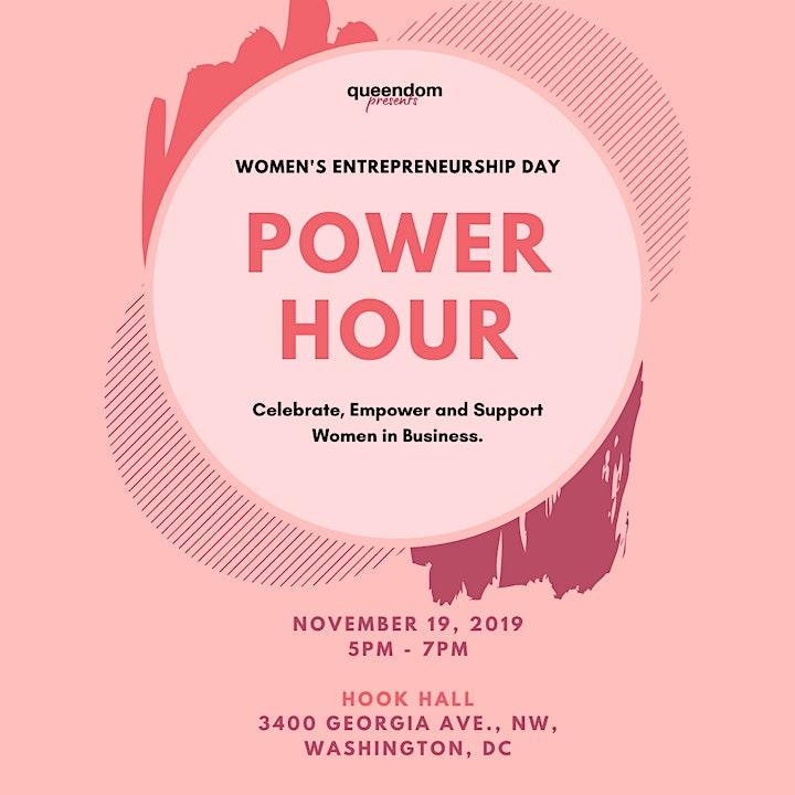 Women's Entrepreneurship Day Happy Hour image
