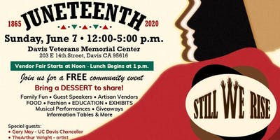 2020 Yolo County Juneteenth Celebration