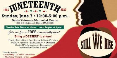 2020 Yolo County Juneteenth Celebration