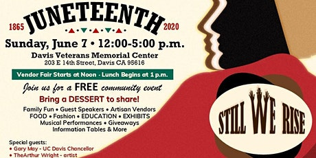 2020 Yolo County Juneteenth Celebration tickets