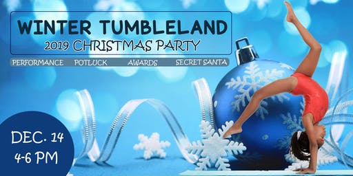 Winter Tumbleland Christmas Party