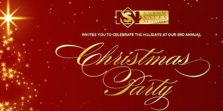 Join NSN Louisiana For The Christmas Party of The Year! tickets