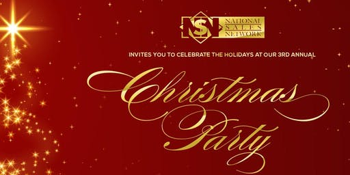 Join NSN Louisiana For The Christmas Party of The Year!