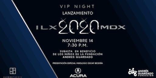 VIP Night Lanzamiento TLX 2020