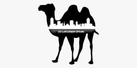 YLT Café London, ON - Let's talk Mental Health! tickets