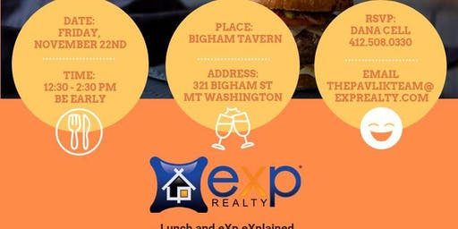 Realtor Friday Funday Lunch & Learn with PA State Brokers