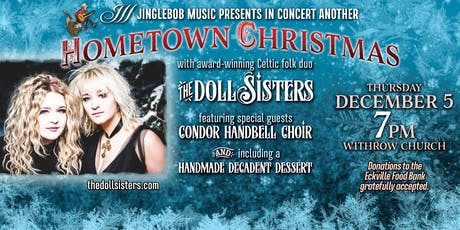 Hometown Christmas with the Doll Sisters Advance Tickets tickets