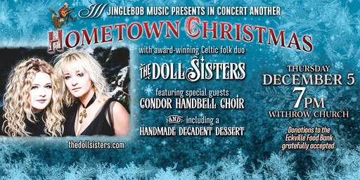 Hometown Christmas with the Doll Sisters