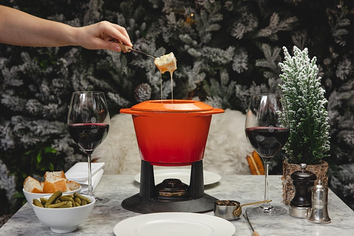 DALLOWAY TERRACE X GSTAAD CHEF TAKEOVER - MARCEL REIST image