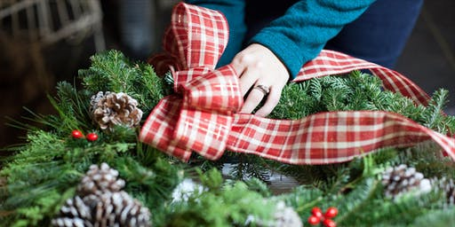 DIY Holiday Wreath Workshops