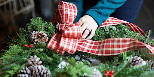 DIY Holiday Wreath Workshops