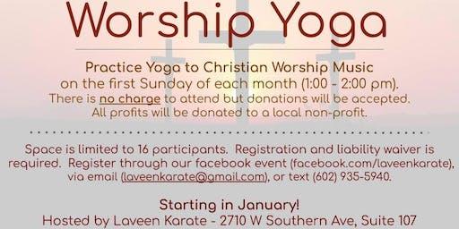 Worship Yoga