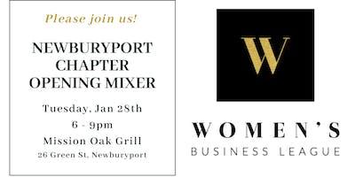 Women's Business League Greater Newburyport Chapter Launch!!