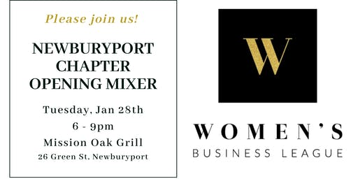 Women's Business League Greater Newburyport Chapter Launch!!