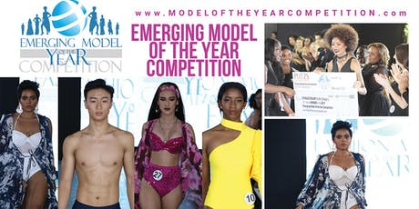 EMERGING MODEL OF THE YEAR COMPETITION 2020 SHOW IN NEW YORK CITY tickets