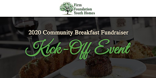 Firm Foundation Youth Homes - Kick Off Event