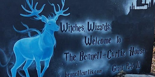 Yule Ball (21+ Event)- Wizard Themed Dinner
