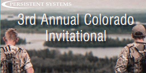 Persistent Systems 3rd Annual Colorado Invitational