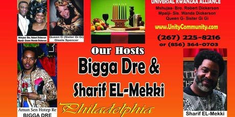 Philadelphia's Kwanzaa Celebration 2019 tickets