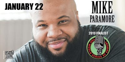 Stand-up Comedian Mike Paramore live at Off the hook comedy club