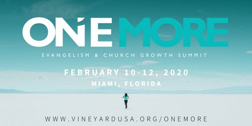 ONE MORE Evangelism Summit