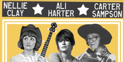 Ali Harter, Nellie Clay, & Carter Sampson