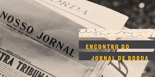 ENCONTRO DO JORNAL DE BORDA