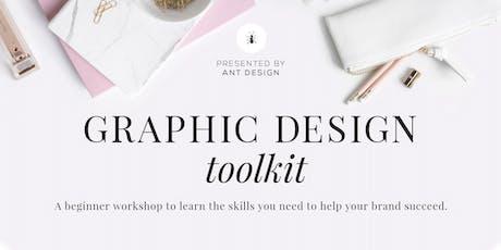 Graphic Design Toolkit tickets