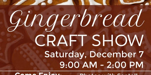 Gingerbread Craft Show