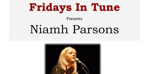Fridays in Tune: Niamh Parsons