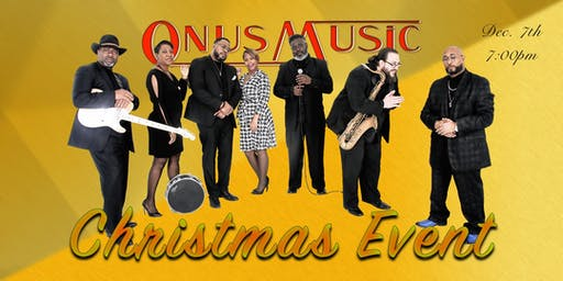 OnusMusic Christmas Event