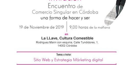 Reunión Córdoba Comercio Singular