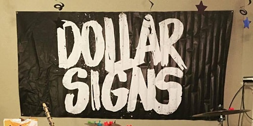 DOLLAR SIGNS with INSIGNIFICANT OTHER, WORD? and HALLOWEEN COSTUME CONTEST