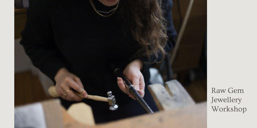 Rough Gemstone Jewellery Workshop