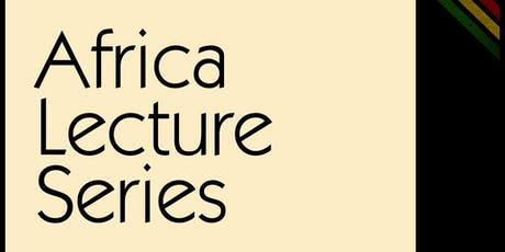 Africa Lecture Series: Dr. Suad M.E. Musa tickets