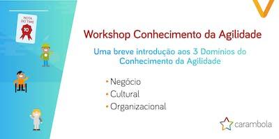 Workshop Conhecimento da Agilidade