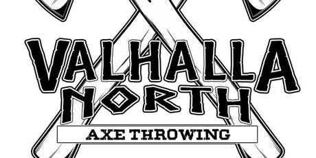 Something Different Networking - Valhalla Axe Throwing - £15 tickets