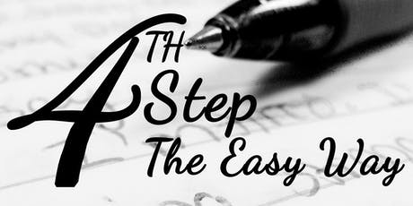 4th Step - The Easy Way tickets