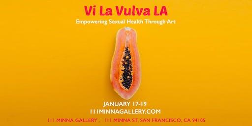 Viva La Vulva- San Francisco