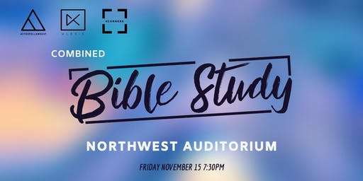 4Corners Bible Study (All UCLA Students Welcome)